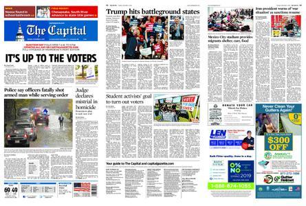 The Capital – November 06, 2018