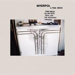 Interpol - A Fine Mess (EP) (2019)