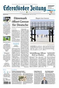 Eckernförder Zeitung - 30. Mai 2020