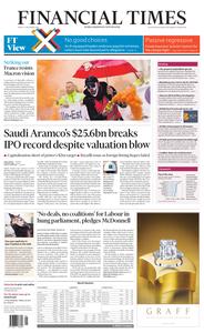 Financial Times UK – 06 December 2019