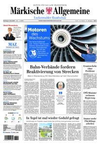 Märkische Allgemeine Luckenwalder Rundschau - 21. Mai 2019