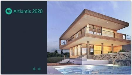 Artlantis 2020 v9.0.2.21017 (x64) Multilingual