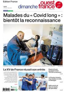 Ouest-France Édition France – 07 février 2021