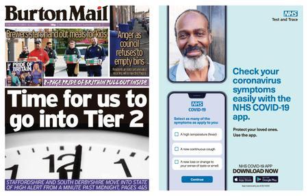 Burton Mail – October 30, 2020