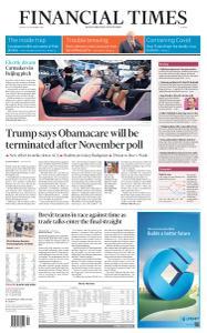 Financial Times Europe - September 28, 2020