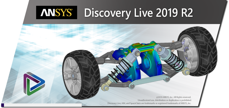 Ansys Discovery Live Ultimate 2019 R2 Multilingual