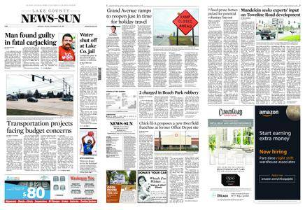Lake County News-Sun – November 18, 2017