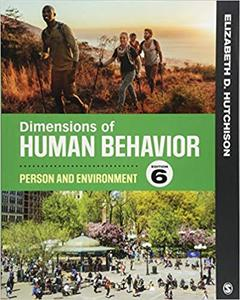 Dimensions of Human Behavior: Person and Environment Sixth Edition