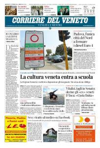 Corriere del Veneto Venezia e Mestre – 17 ottobre 2018