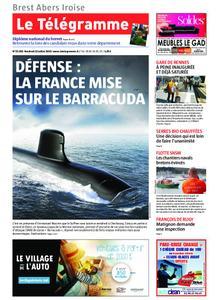 Le Télégramme Brest Abers Iroise – 12 juillet 2019
