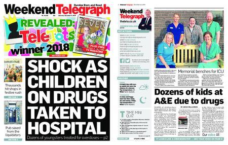 Evening Telegraph First Edition – December 22, 2018