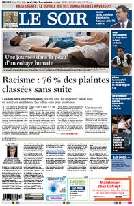 Le Soir du Mercredi 10 Mai 2017