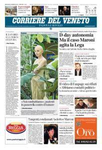 Corriere del Veneto Padova e Rovigo - 28 Febbraio 2018