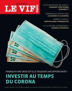 Le Vif L'Express Extra - 29 Octobre 2020