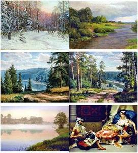Landscapes and Still Life Gallery