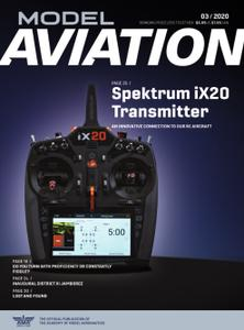 Model Aviation - March 2020