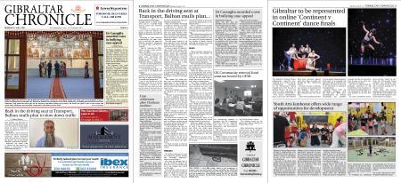 Gibraltar Chronicle – 05 July 2021