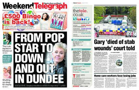 Evening Telegraph First Edition – January 20, 2018