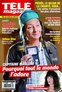 Télémagazine - 30 mars 2019