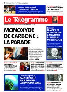 Le Télégramme Concarneau – 19 janvier 2020