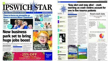 Ipswich Star – November 20, 2017