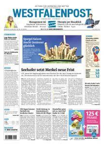 Westfalenpost Wetter - 19. Juni 2018