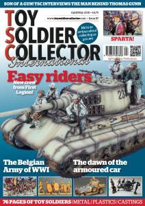 Toy Soldier Collector International - Issue 87 - April-May 2019