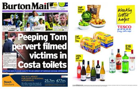 Burton Mail – October 18, 2018