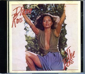 Diana Ross - The Boss (1979) [1991, Reissue]