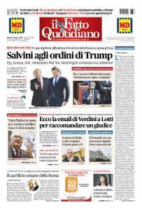 Il Fatto Quotidiano - 18 giugno 2019