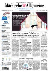 Neue Oranienburger Zeitung - 12. Dezember 2017