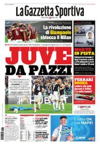 La Gazzetta dello Sport – 01 settembre 2019