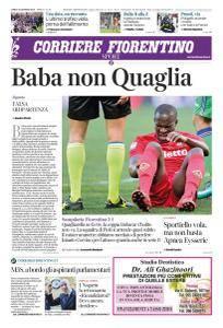 Corriere Fiorentino La Toscana - 22 Gennaio 2018