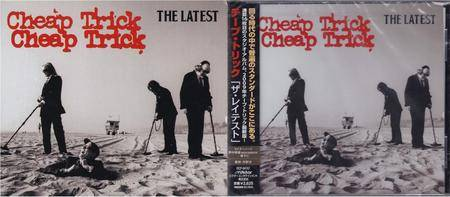 Cheap Trick - The Latest (2009) {US & Japanese Editions} RE-UP