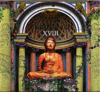 VA - Buddha-Bar XVIII, by DJ Ravin and DJ Sam Popat (2016) 2 CDs