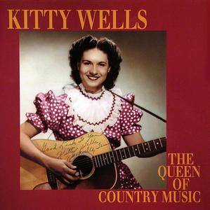 Kitty Wells - The Queen Of Country Music, 1949-1958 (1993) 4 CD Box Set