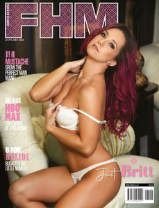 FHM South Africa - January 2021
