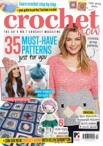 Crochet Now - March 2019