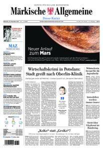 Märkische Allgemeine Dosse Kurier - 13. Dezember 2017