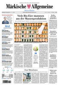 Märkische Allgemeine Dosse Kurier - 23. Januar 2018