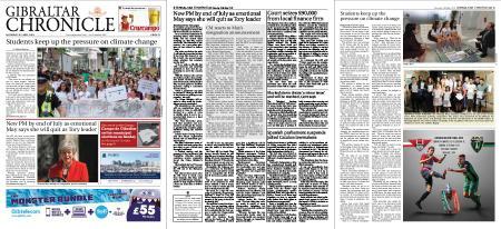 Gibraltar Chronicle – 25 May 2019