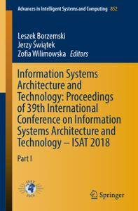 Information Systems Architecture and Technology