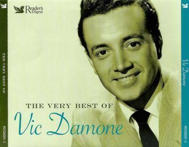 Vic Damone - The Very Best Of Vic Damone (2008) 3CD Set