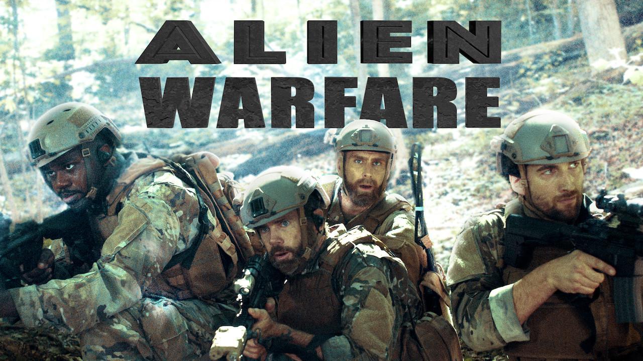 Alien Warfare (2019)