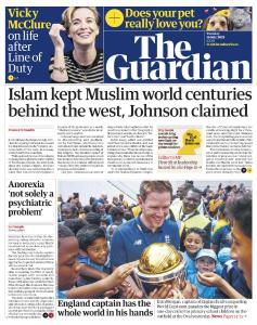 The Guardian - July 16, 2019