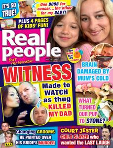 Real People - 19 August 2021