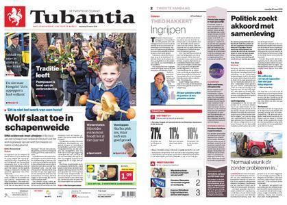 Tubantia - Enschede – 26 maart 2018