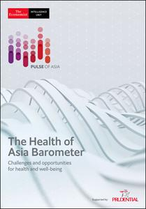 The Economist (Intelligence Unit) - The Health of Asia Barometer (2021)