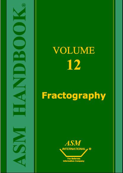 ASM Metals Handbook Volume 12/21