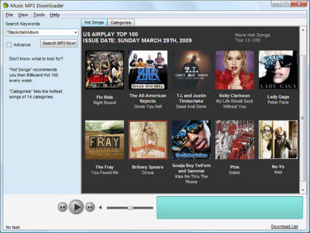 Music Mp3 Downloader 5.2.8.6 Portable
